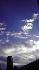 滴草由実 公式ブログ/こんな空も発見 画像2
