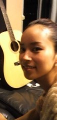 滴草由実 公式ブログ/スタジオにて☆ 画像1