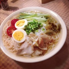 滴草由実 公式ブログ/つるっと冷麺! 画像2