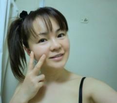 池田久美 公式ブログ/浮いてます 画像2