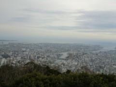 池田久美 公式ブログ/眉山 画像1