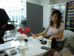 池田久美 公式ブログ/収録 画像2