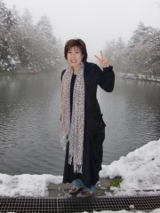 ハン・ジナ 公式ブログ/季節はずれのー 画像3