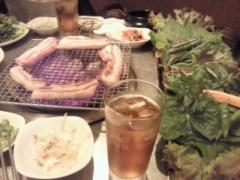 道祖土絵美 公式ブログ/韓国料理 in 赤坂♪ 画像3
