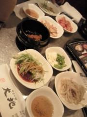 道祖土絵美 公式ブログ/韓国料理 in 赤坂♪ 画像1