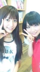 小牧こころ 公式ブログ/日テレジェニックの内田理央ちゃんと(^ω^) 画像1