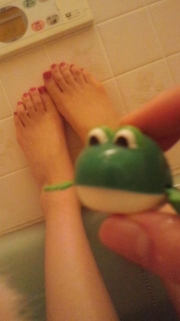 半身浴ちゅっ