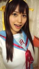 小牧こころ プライベート画像/今日のコスプレ☆小牧こころ 涼宮ハルヒのコスプレ?