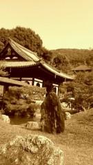 岡千尋(アズライト) 公式ブログ/新幹線なう(*^^*) 画像2