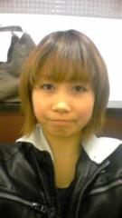 岡千尋(アズライト) 公式ブログ/緊張したー 画像1