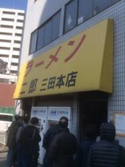 大ちゃん(ツーライス) 公式ブログ/大ちゃん「ラーメン二郎」 画像1