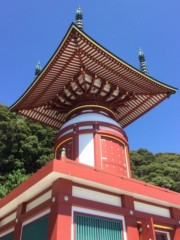 大ちゃん(ツーライス) 公式ブログ/大ちゃん「薬王寺」 画像3