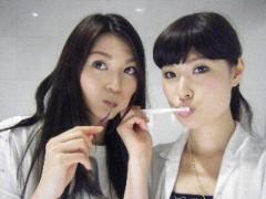 美彩 公式ブログ/歯磨き 画像1