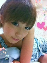 木下愛未 公式ブログ/おやすみっ(^з^)-☆ 画像1