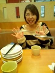 平野春菜 公式ブログ/寿司くいねー!と勉強ねー! 画像1