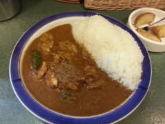 井手小吉 公式ブログ/871食目と872食目と873食目のカレー 画像1