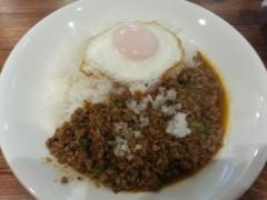 井手小吉 公式ブログ/867食目と868食目のカレー 画像1