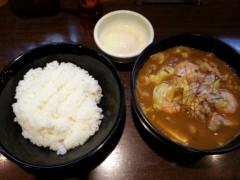 井手小吉 公式ブログ/694日目と695日目のカレー 画像1