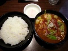 井手小吉 公式ブログ/657日目と658日目と659日目のカレー 画像2