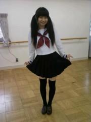 茜音(Girl〈s〉ACTRY) 公式ブログ/セェーラー服を… 画像2