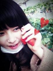 茜音(Girl〈s〉ACTRY) 公式ブログ/いちご。 画像1