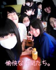 茜音(Girl〈s〉ACTRY) 公式ブログ/お昼休みは。 画像2