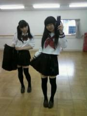 茜音(Girl〈s〉ACTRY) 公式ブログ/セェーラー服を… 画像3