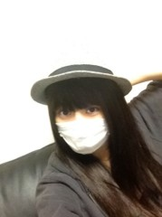 茜音(Girl〈s〉ACTRY) 公式ブログ/ハットな気分。 画像1