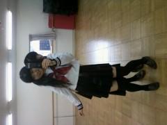 茜音(Girl〈s〉ACTRY) 公式ブログ/セェーラー服を… 画像1
