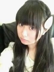 茜音(Girl〈s〉ACTRY) 公式ブログ/巴氏から。 画像2