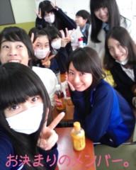 茜音(Girl〈s〉ACTRY) 公式ブログ/お昼休みは。 画像3