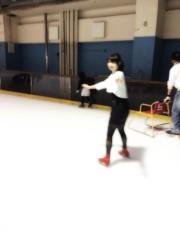 茜音(Girl〈s〉ACTRY) 公式ブログ/アイススケート 画像1