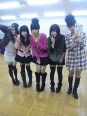 茜音(Girl〈s〉ACTRY) 公式ブログ/しゅうごーうっ*。 画像2