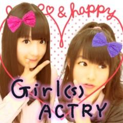 茜音(Girl〈s〉ACTRY) 公式ブログ/5月◇!! 画像1