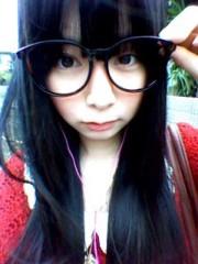 茜音(Girl〈s〉ACTRY) 公式ブログ/ぱっつんでか眼鏡。 画像2