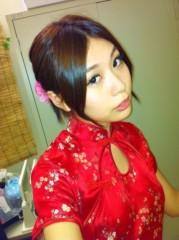 倉岡生夏 公式ブログ/チャイナドレス1 画像3