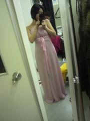 倉岡生夏 公式ブログ/ドレスにゃっす 画像1