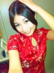 倉岡生夏 公式ブログ/チャイナドレス1 画像1