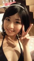 倉岡生夏 公式ブログ/黒水着にゃっす! 画像3