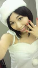 倉岡生夏 公式ブログ/ホワイトサンタ! 画像1