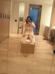 倉岡生夏 公式ブログ/ゲッチャで足湯ー!!! 画像3