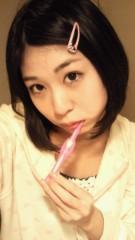 倉岡生夏 公式ブログ/はぶらし 画像2