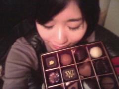 倉岡生夏 公式ブログ/だいすきチョコ 画像2