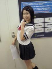 倉岡生夏 公式ブログ/セーラー服にゃ 画像2