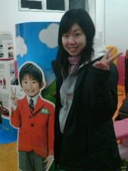 今井仁美 公式ブログ/あの子と… 画像1