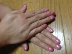 今井仁美 公式ブログ/小さな手 画像1