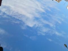 今井仁美 公式ブログ/同じ空 画像1