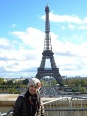 今井仁美 公式ブログ/パリ旅行記〜エッフェル塔編〜 画像1