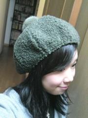 今井仁美 公式ブログ/ハット♪ 画像1