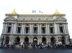 今井仁美 公式ブログ/パリ旅行記〜オペラ座編1〜 画像1